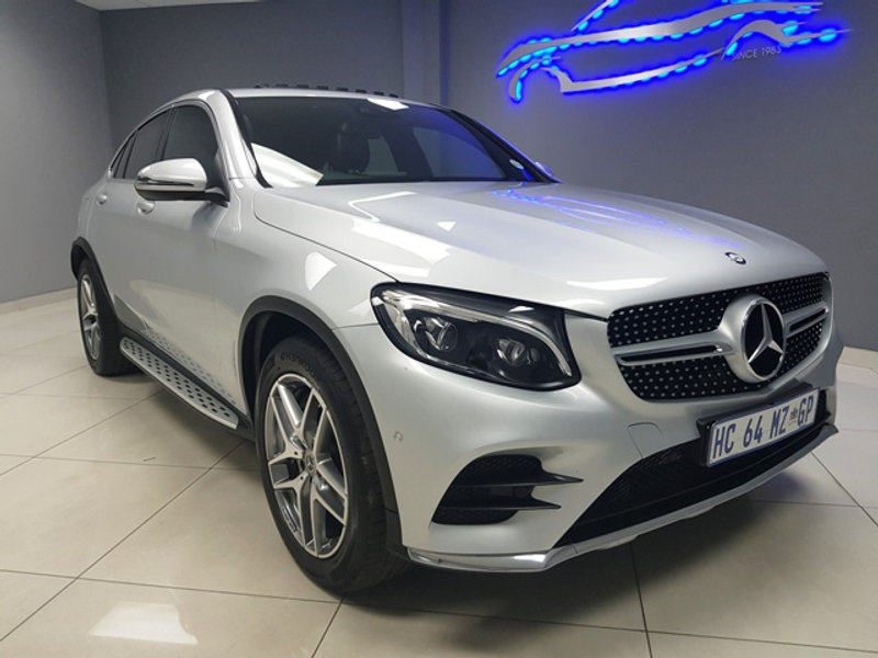 Выкуп авто Mercedes-Benz GLC Coupe